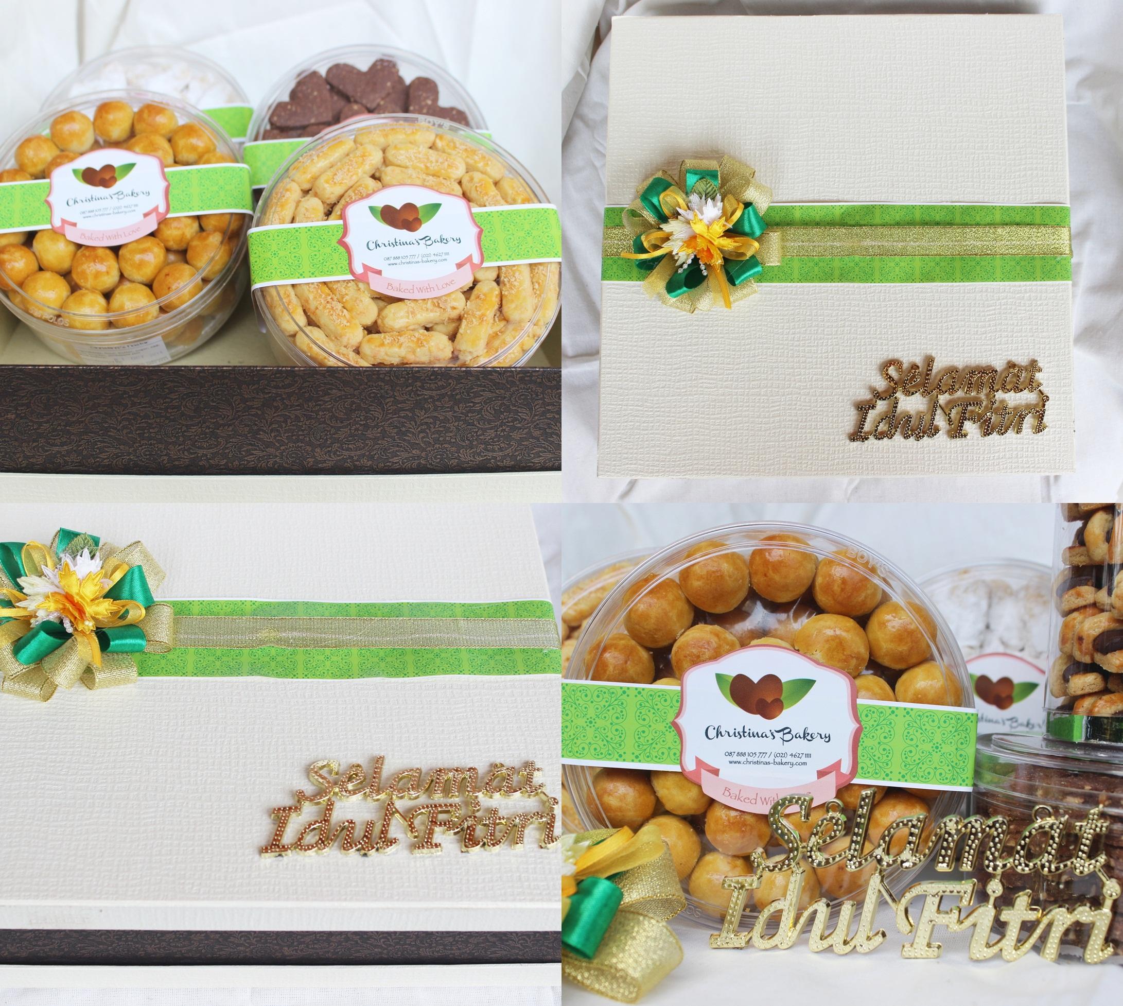 Idul Futri Cookie Hamper Christina S Bakery
